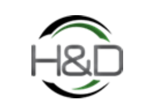 H and D