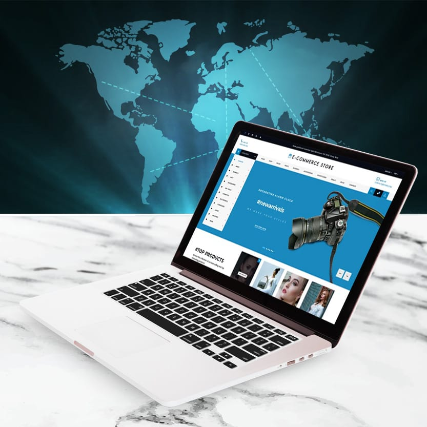 laptop-world-map