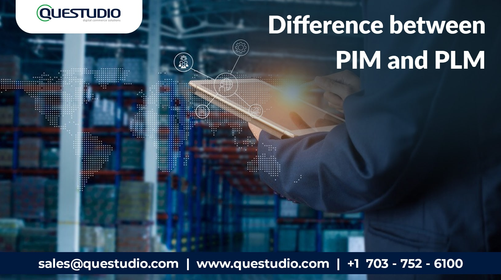 Difference between PIM and PLM