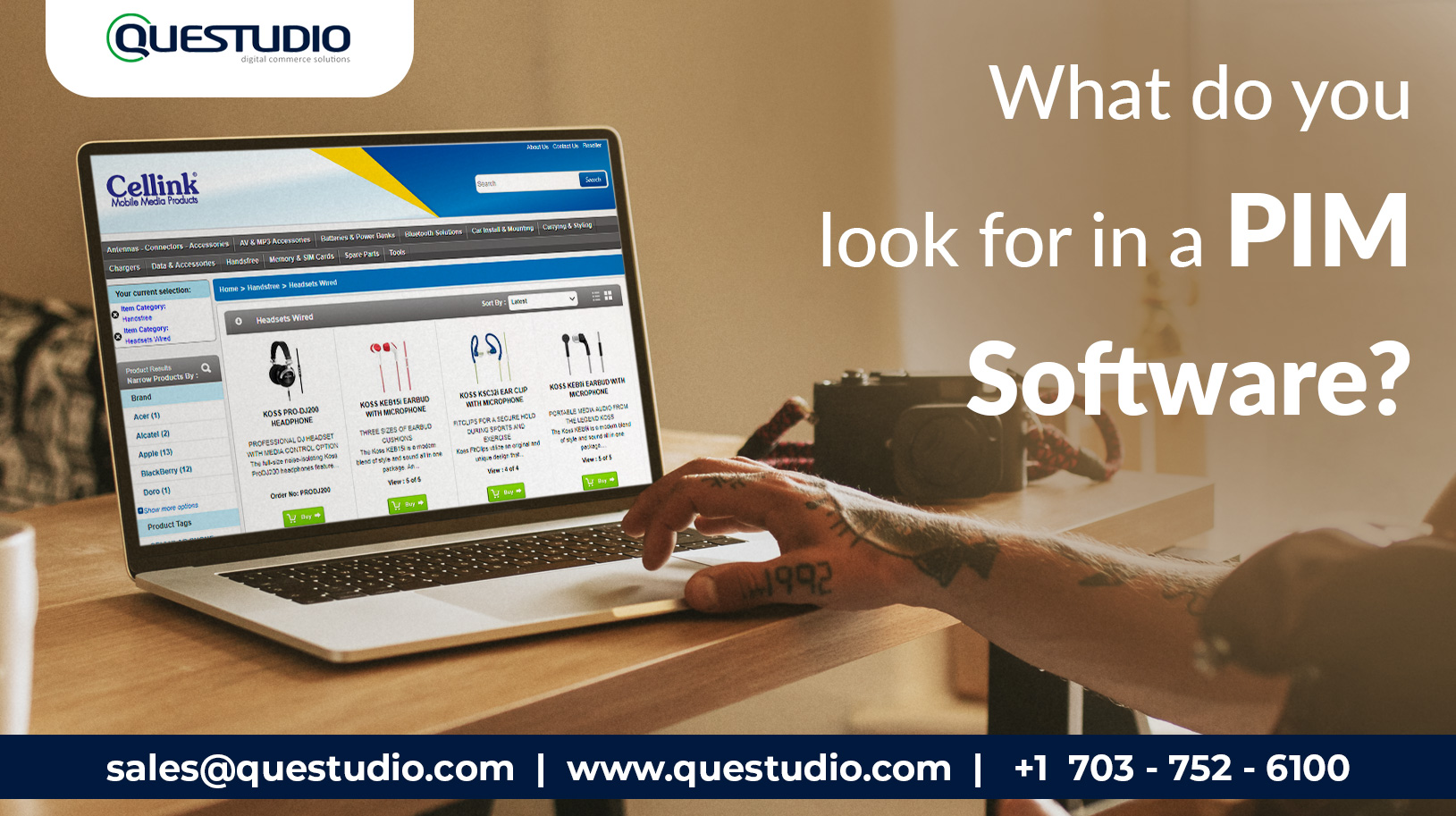 What Do You Look For In A PIM Software?