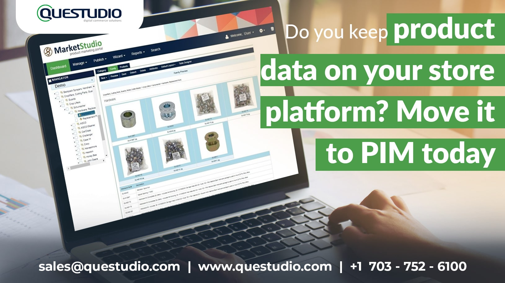 Do you keep product data on your store platform? Move it to PIM today